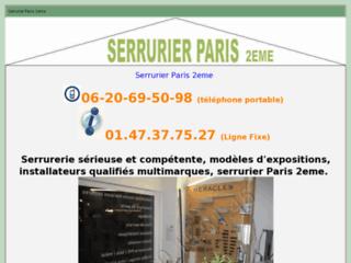 http://www.serrurierparis2eme.fr/