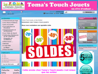 http://www.tomastouch.fr/
