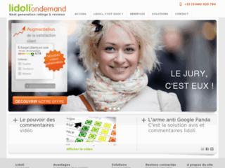 http://socialcommerce.lidoli.com/