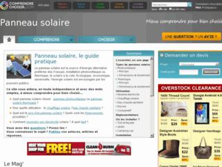 http://panneau-solaire.comprendrechoisir.com/