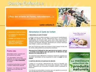 http://www.sante-enfants.fr/