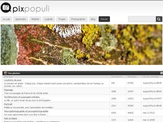 http://www.pix-populi.fr/forum/