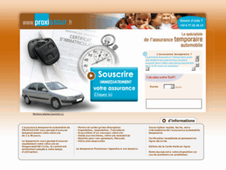 http://www.proxiassur.fr/