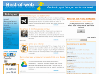 http://www.best-of-web.fr/