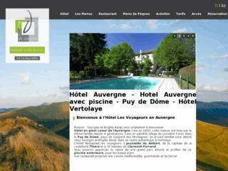 http://www.hotel-voyageurs-vertolaye.com/