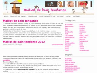 http://www.maillotdebain-tendance.com/