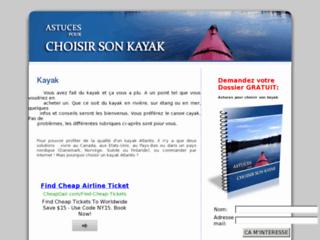 http://www.kayak-infos.com/
