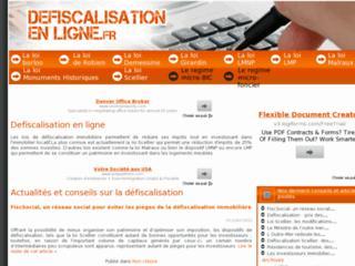 http://www.defiscalisation-en-ligne.fr/