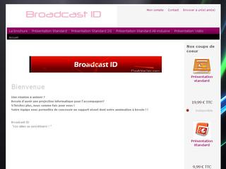 http://broadcastid.weezbe.com/