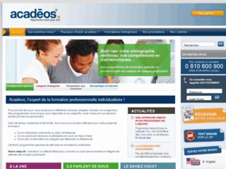 http://www.acadeos.fr/