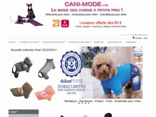 http://www.cani-mode.com/