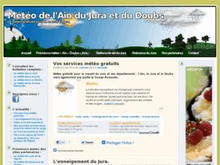 http://www.meteo-jura.info/