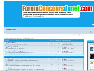 http://www.forumconcoursdunet.com/