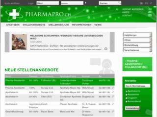 https://www.pharmapro.ch/