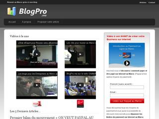 http://www.blogpro.ma/