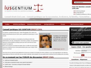 http://www.conseil-droitcivil.com/