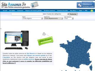 http://www.siteannonce.fr/