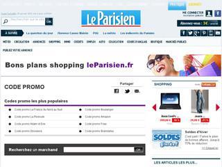 http://codes-promo.leparisien.fr/