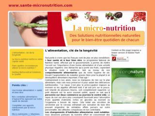 http://www.sante-micronutrition.com/