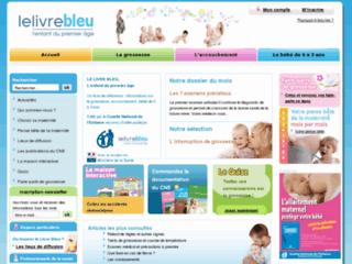http://www.lelivrebleu.fr/