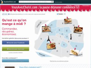 http://www.vousavezchoisi.com/
