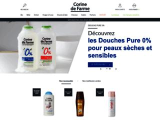 http://www.corinedefarme.fr/