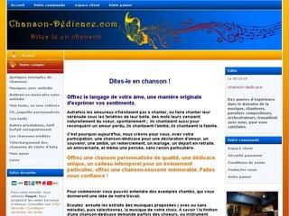 http://www.chanson-dedicace.com/