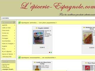 http://www.epicerie-espagnole.com/