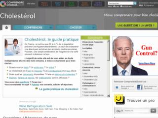 http://cholesterol.comprendrechoisir.com/