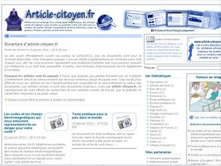 http://www.article-citoyen.fr/