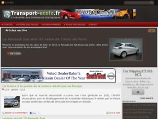 http://www.transport-ecolo.fr/