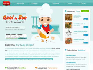 http://www.quoidebon.com/