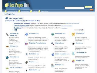 http://www.pageshub.fr/