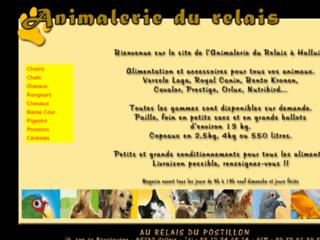 http://www.animaleriedurelais.fr/