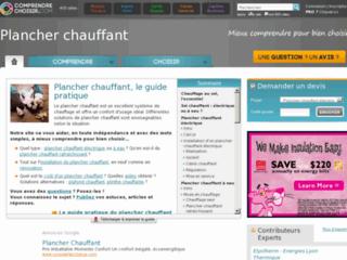 http://plancher-chauffant.comprendrechoisir.com/