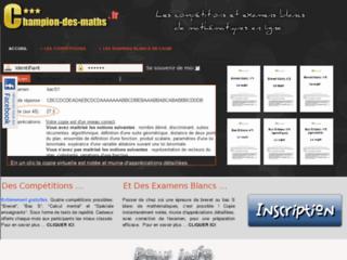 http://champion-des-maths.fr/