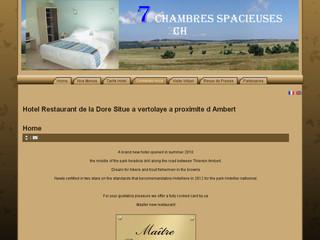 http://www.hotel-de-la-dore.com/
