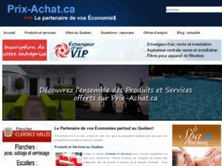 http://www.prix-achat.ca/