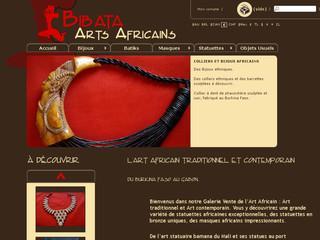 http://www.bibata-arts-africains.com/
