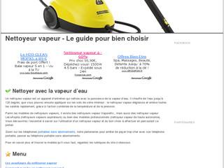 http://www.mon-nettoyeur-vapeur.fr/