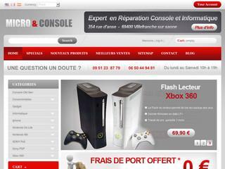 http://www.microconsole.fr/