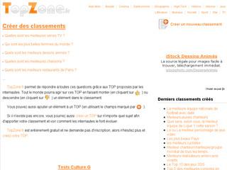 http://www.topzone.fr/