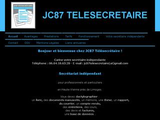 http://www.jc87telesecretaire.com/