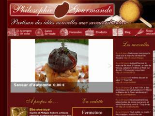 http://philosophie-gourmande.com/