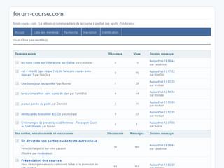 http://www.forum-course.com/