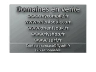 http://www.orientsouk.fr/