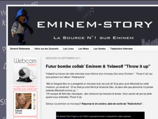 http://www.eminem-story.com/