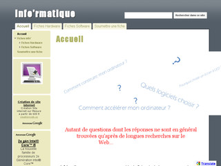 http://sites.google.com/site/fichesinformatiques/