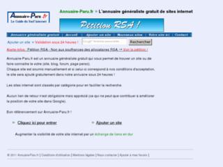 http://www.annuaire-paru.fr/