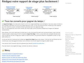 http://www.exemple-rapport-de-stage.fr/